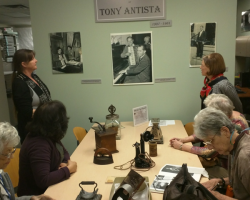 A visit to the Gilb Museum of Arcadia Heritage