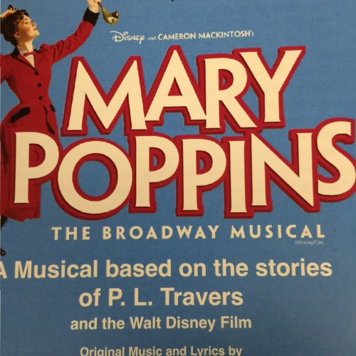 Musical play of Mary Poppins at Citrus College