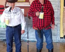 Our residents loved the short comedy skits from The Young at Heart Senior Group